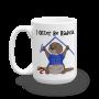 I Otter Be Radical Mug
