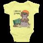 I Otter Be Sleeping Infant Onesie