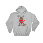 I Otter Be in Love Sport Grey Hoodie