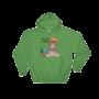 I Otter Be Sleeping Irish Green Hoodie