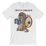 I Otter Be a Band Geek White T-shirt