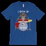 I Otter Be Jammin' Royal T-shirt