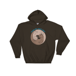 Made For Each Otter Dark Chocolate Hoodie