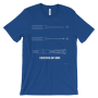 Sonic Screwdriver Royal T-shirt