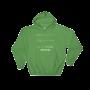 Sonic Screwdriver Irish Green Hoodie
