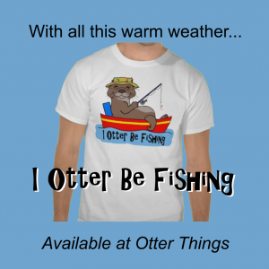 Fishing ad
