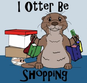 I Otter Be Shopping2crop_001 (640x608)