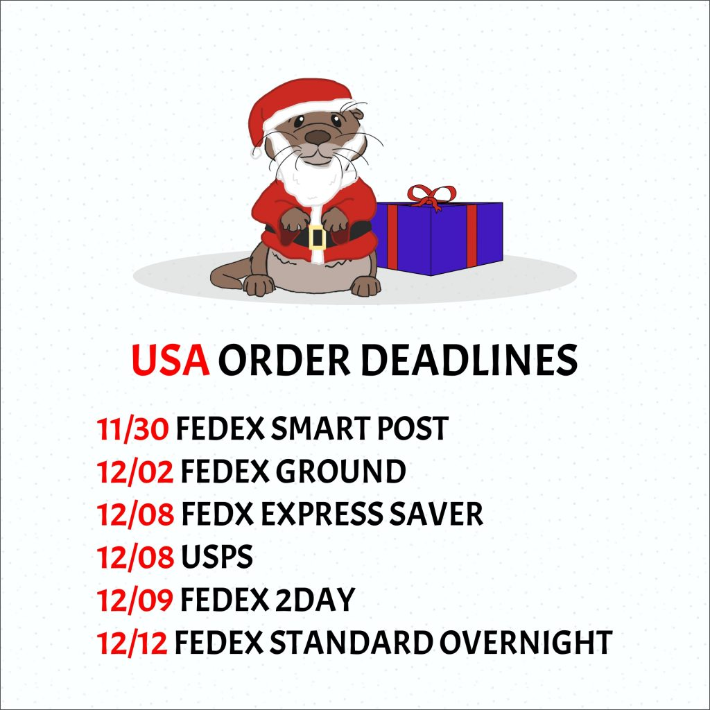 otter-xmas-shipping-dates