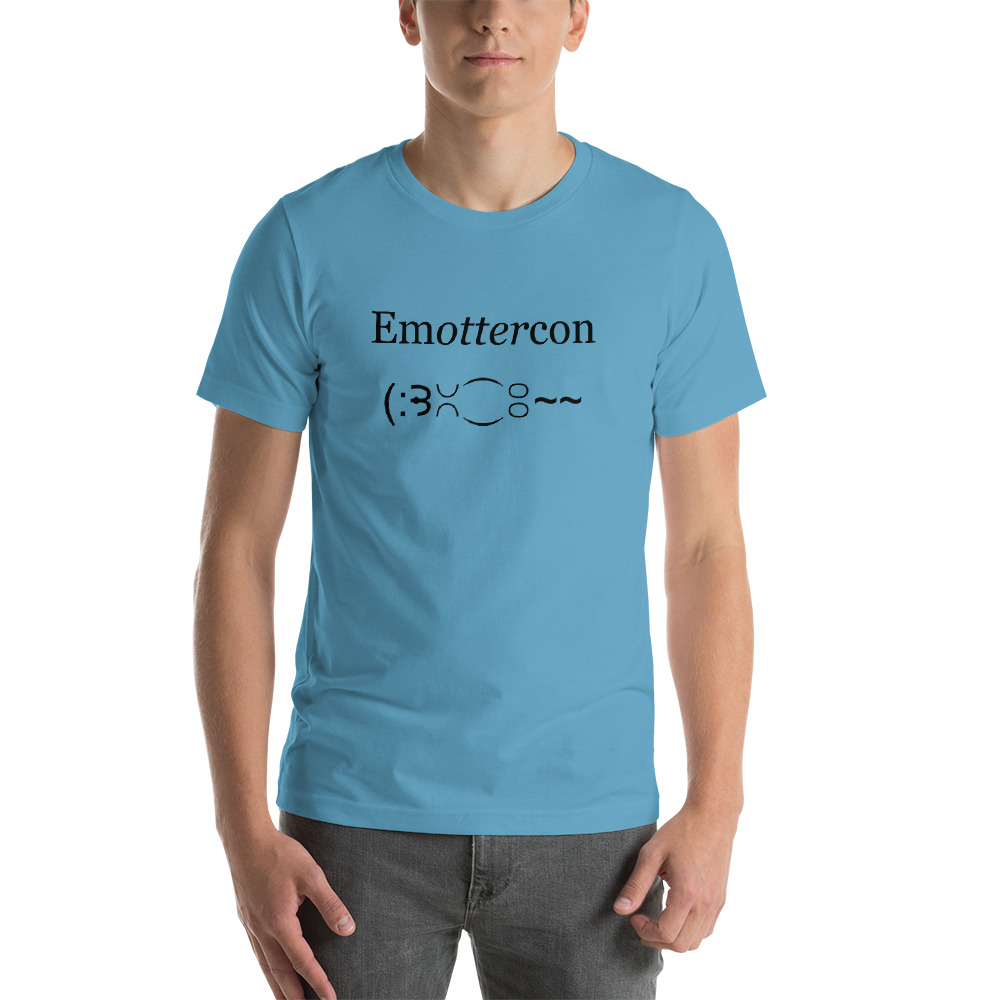 Emottercon2-Unisex T-Shirt_mockup_Front_Mens_Ocean-Blue