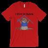 I Otter Be Radical Red T-shirt