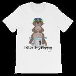 I Otter Be Swimming White T-shirt