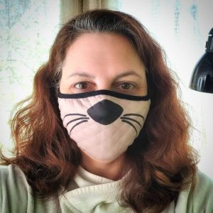 Otter Nose Face Mask